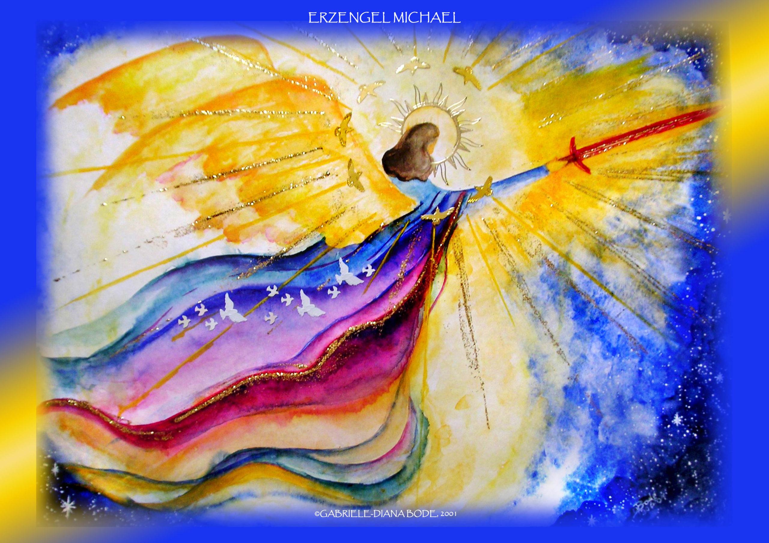 Engel begleiten Dich jeden Tag