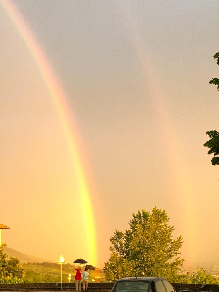 Regenbogen - ein Lichtgruß und Segen vom Himmel